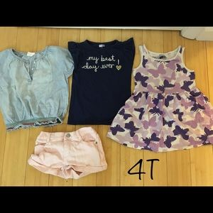 Other - 4T girl clothes